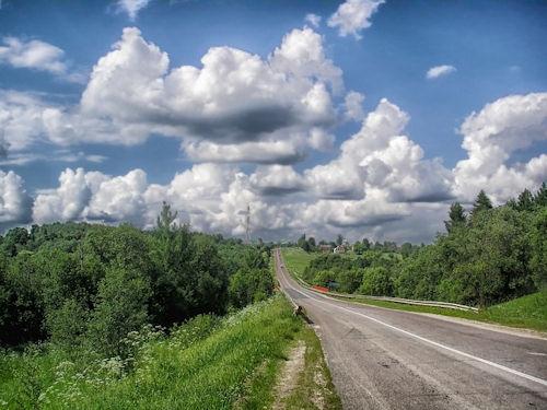Landschaft-Russland