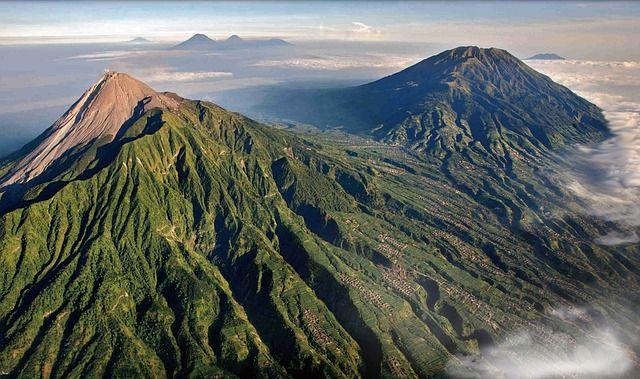 Indonesien Landschaft