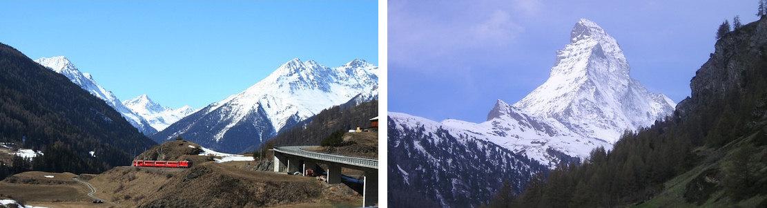 Landschaft Schweiz
